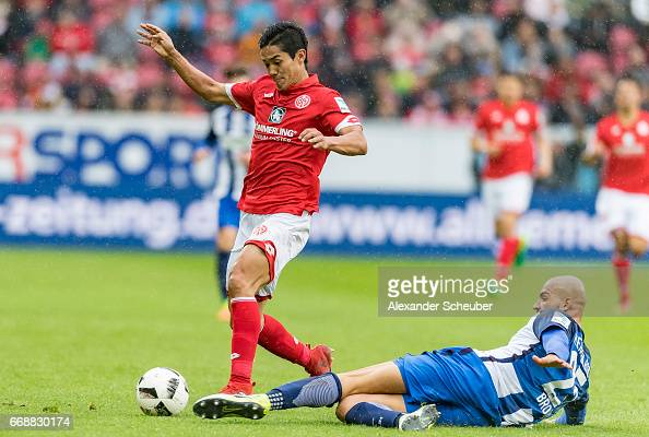 1. FSV Mainz 05 v Hertha BSC - Bundesliga : News Photo