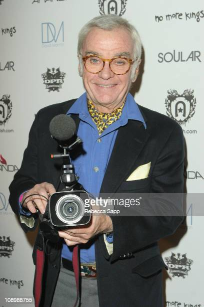 John Avildsen during Astonish Launch Party November 2 2006 at Avalon in Los Angeles California United States
