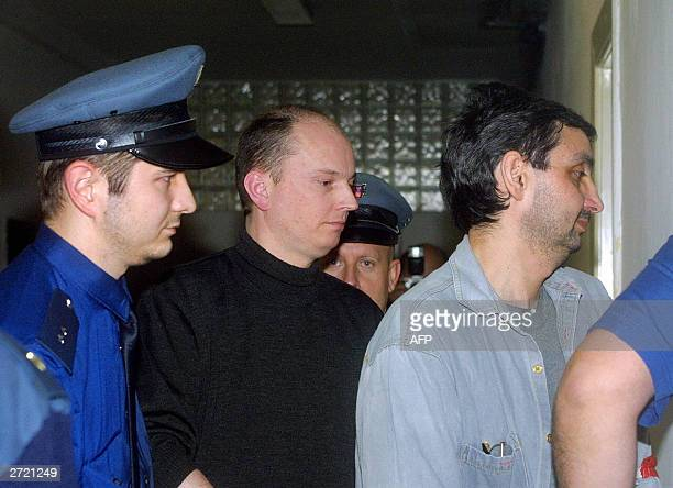 John Axel Victorin a Swedish member of a group producing distributing and receiving child pornography and his fellow codefendant Czech Pavel Rohel...