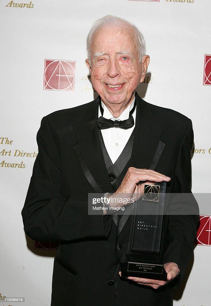 10th Annual Art Directors Guild Awards - Inside
