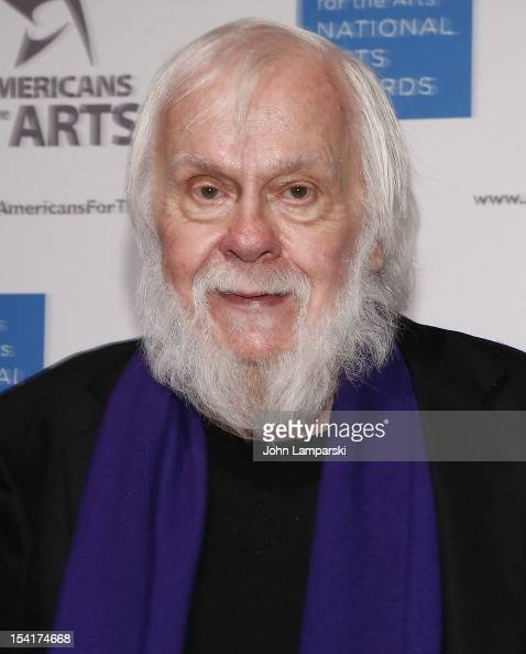 John Baldessari attends the 2012 National Arts Awards at Cipriani 42nd Street on October 15 2012 in New York City
