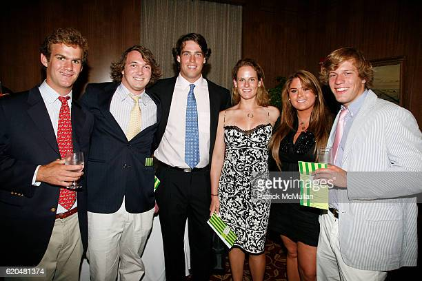 John Barnett Chris Kimball Harry Sherman Stevi Petrelli Leigh Tunney and Ben Masselink attend THE KATY CURTIN MULTIPLE SCLEROSIS FOUNDATION 4th...