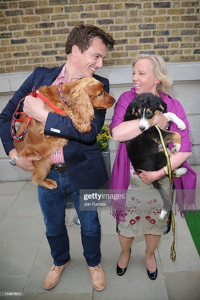 <a gi-track='captionPersonalityLinkClicked' href=/galleries/search?phrase=John+Barrowman&family=editorial&specificpeople=217867 ng-click='$event.stopPropagation()'>John Barrowman</a> and Deborah Meaden attend the 21st Dog Trust Awards at Honourable Artillery Company on May 21, 2012 in London, England.
