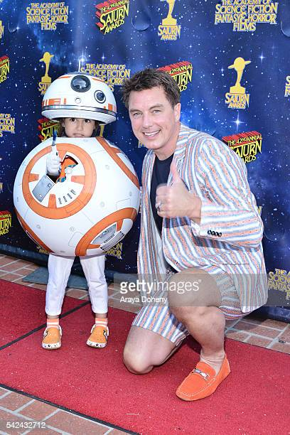 John Barrowman attends the 42nd Annual Saturn Awards at the Castaway on June 22 2016 in Burbank California