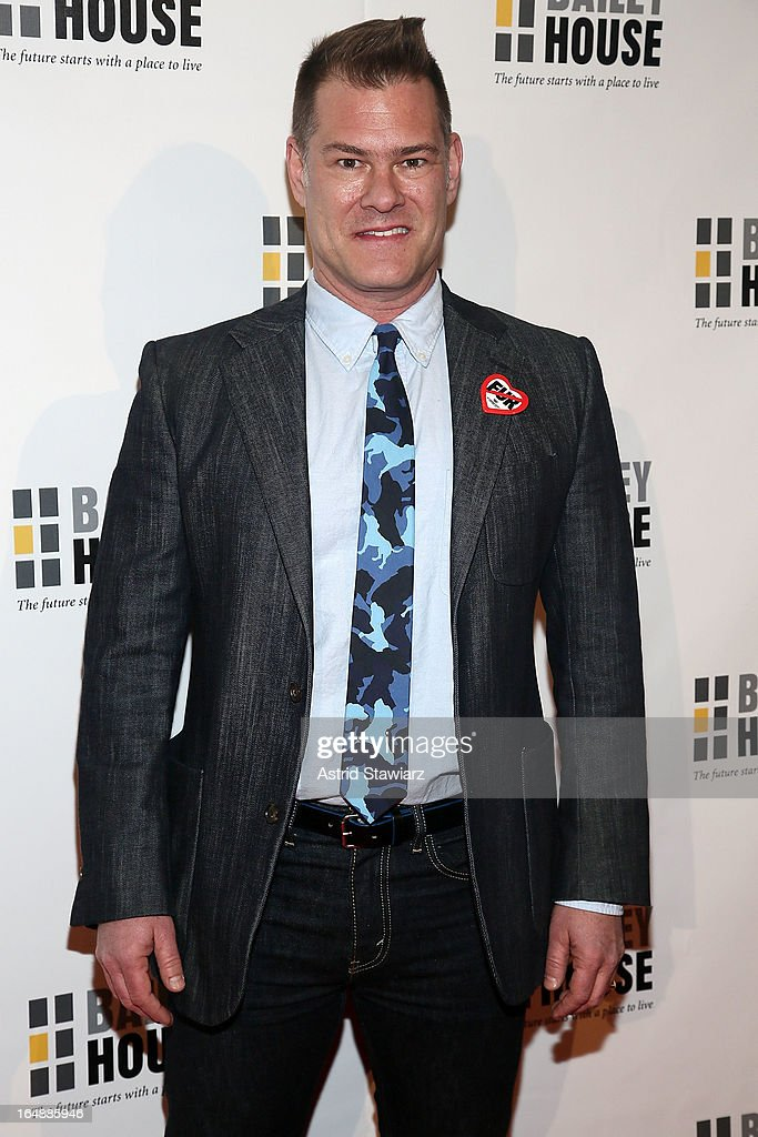John Bartlett attends the Bailey House 30th Anniversary Auction & Gala at Pier Sixty at Chelsea Piers on March 28, 2013 in New York City.