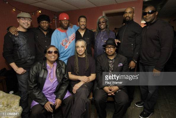 John Beasley Darryl Jones Vince Wilburn Jr Munyungo Jackson Dwayne BlackBird McKnightGary Thomas DJ Logic Badal Roy Mino Cinelu and Nicholas Payton...