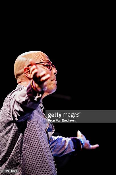 John Beasley Performs with John Beasley presents MONK'estra at North Sea Jazz Festival on Juli 7th 2017 in Rotterdam The Netherlands