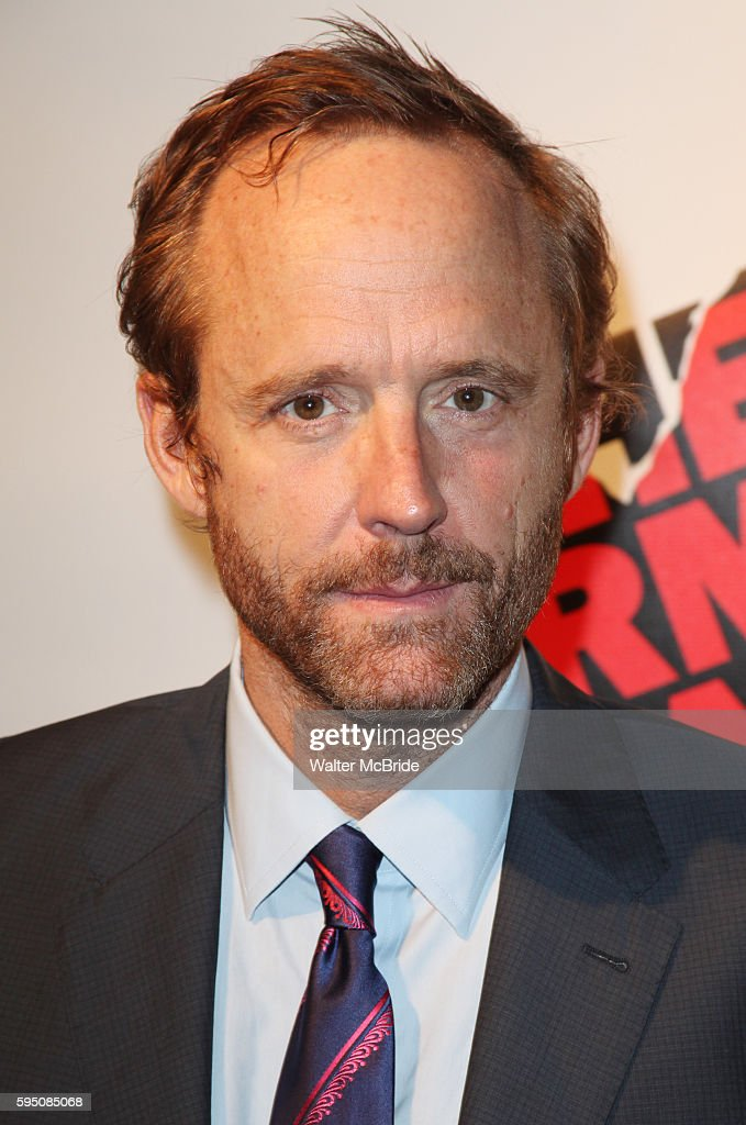 John Benjamin Hickey attending the Broadway Opening Night After Party for 'The Normal Heart' in New York City