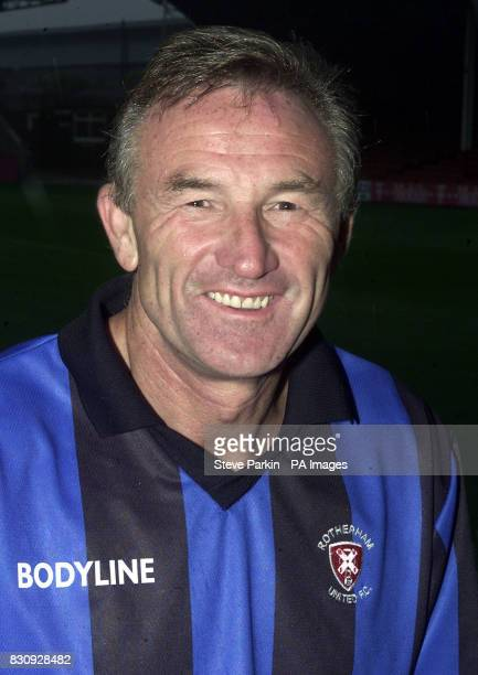 John BiltonYouth Developement Coach of Rotherham utd2002/2003 SEASON THIS PICTURE CAN ONLY BE USED WITHIN THE CONTEXT OF AN EDITORIAL FEATURE NO...