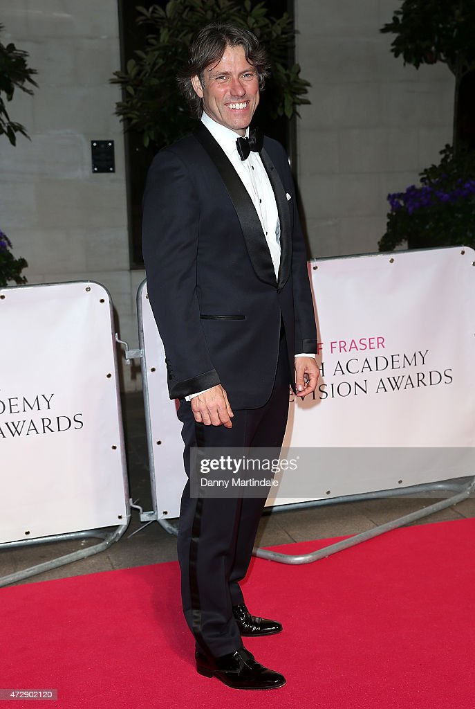 John Bishop attends the After Party dinner for the House of Fraser British Academy Television Awards at The Grosvenor House Hotel on May 10, 2015 in London, England.