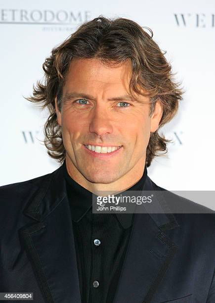 John Bishop attends the World Premiere of 'Soul Boys Of The Western World' at Royal Albert Hall on September 30 2014 in London England