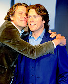 John Bishop Unveils His New Wax Figure At Madame Tussauds Blackpool