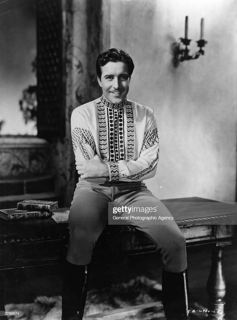 John Boles as Count Mirko Tibor in the film 'One Heavenly Night' directed by George Fitzmaurice for Samuel Goldwyn