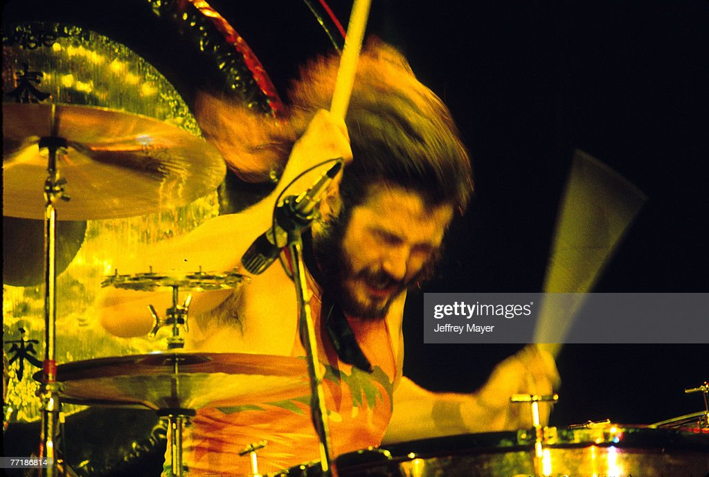 65 years since birth of led zeppelin drummer john bonham getty images. Black Bedroom Furniture Sets. Home Design Ideas