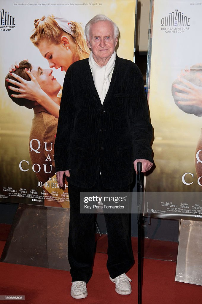 'Queen And Country' Paris Premiere At UGC Cinema Cite Les Halles