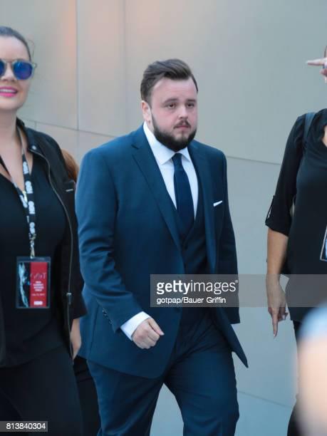 John Bradley is seen on July 12 2017 in Los Angeles California