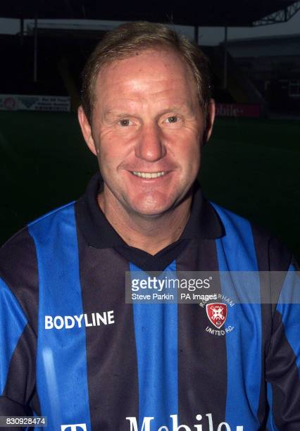John BreckinAssistant Manager of Rotherham utd2002/2003 SEASON THIS PICTURE CAN ONLY BE USED WITHIN THE CONTEXT OF AN EDITORIAL FEATURE NO UNOFFICIAL...