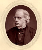 John Bright British radical orator and statesman born in Rochdale Lancashire of Quaker parents First elected as a Member of Parliament in 1843...