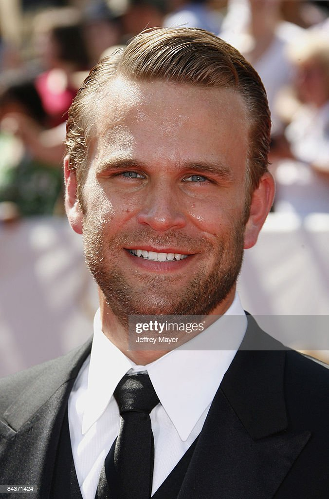 John Brotherton arrives at the 35th Annual Daytime Emmy Awards on June 20, 2008 in Los Angeles, California.