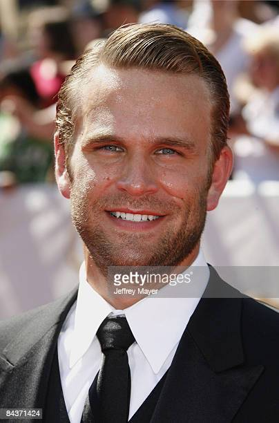 John Brotherton arrives at the 35th Annual Daytime Emmy Awards on June 20 2008 in Los Angeles California