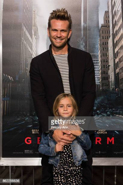 John Brotherton attends Premiere Of Warner Bros Pictures' 'Geostorm' Arrivals at TCL Chinese Theatre on October 16 2017 in Hollywood California