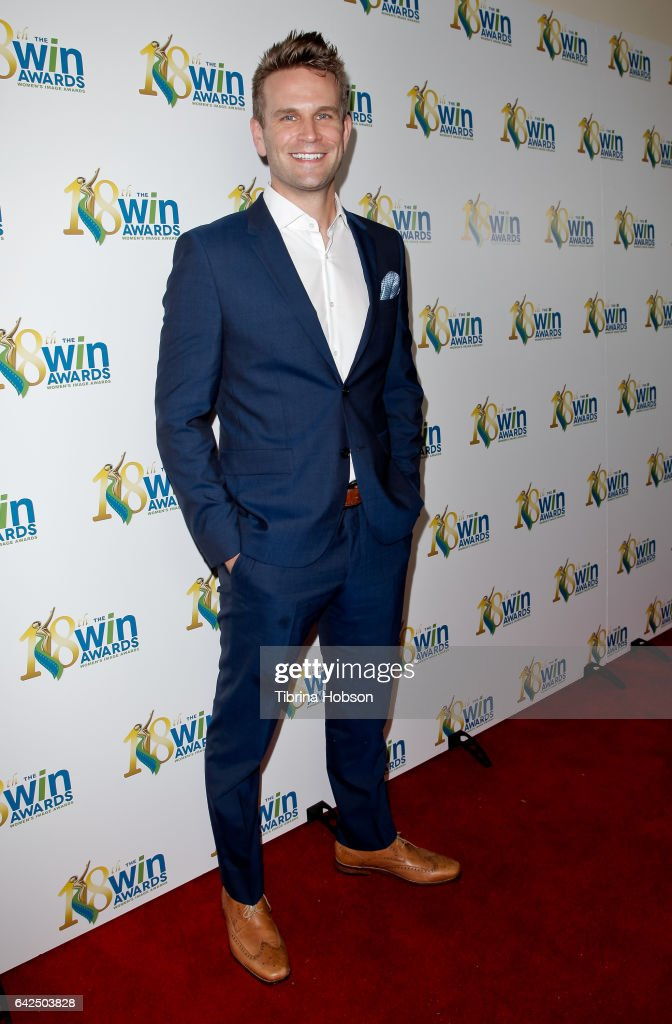 John Brotherton attends the 18th Annual Women's Image Awards at Skirball Cultural Center on February 17, 2017 in Los Angeles, California.
