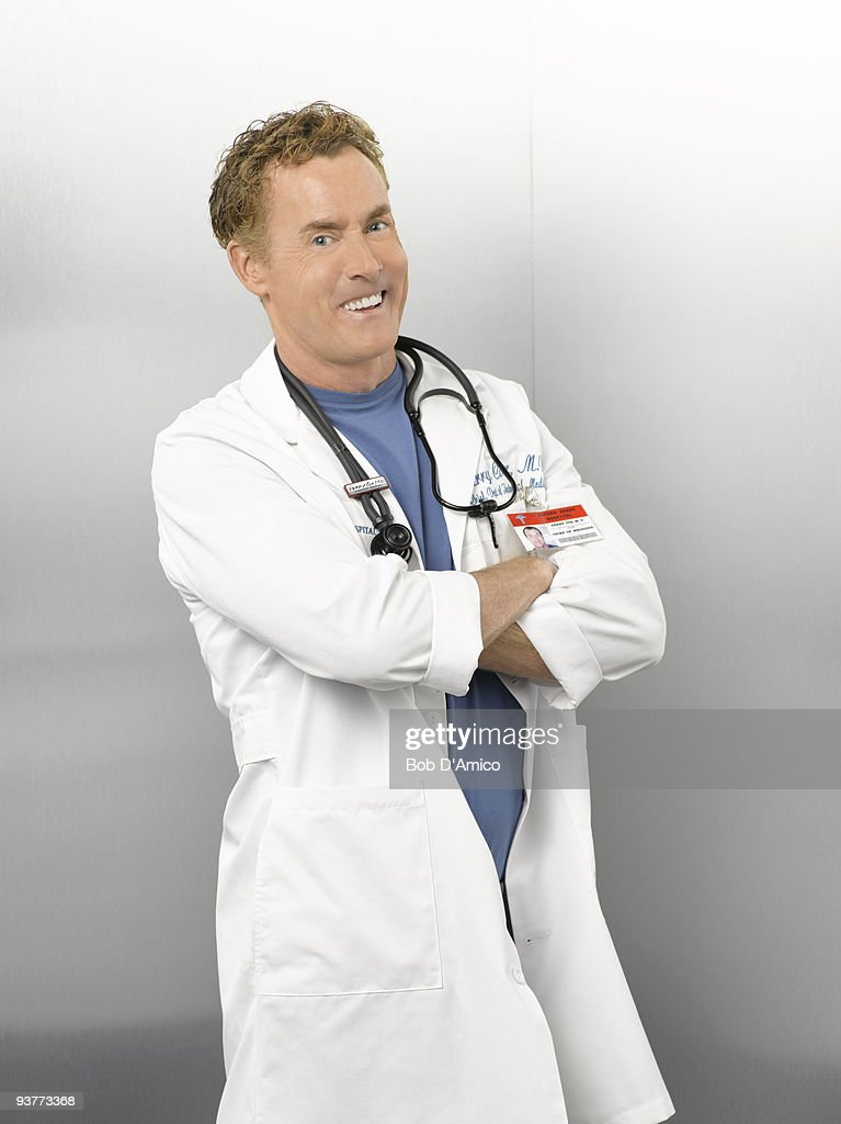 SCRUBS - John C. McGinley stars as Dr. Perry Cox in the ABC Television Network's 'Scrubs.'