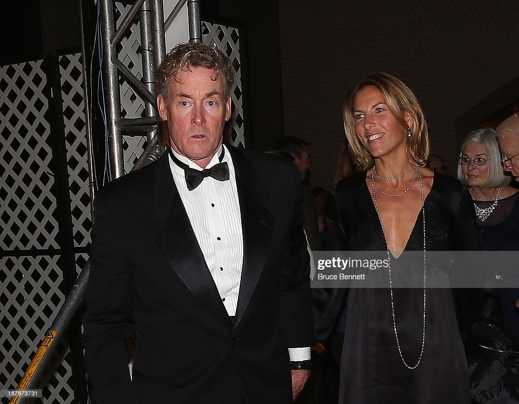 <a gi-track='captionPersonalityLinkClicked' href=/galleries/search?phrase=John+C.+McGinley&family=editorial&specificpeople=227007 ng-click='$event.stopPropagation()'>John C. McGinley</a> walks the red carpet prior to the 2013 Hockey Hall of Fame induction ceremony on November 11, 2013 in Toronto, Canada.