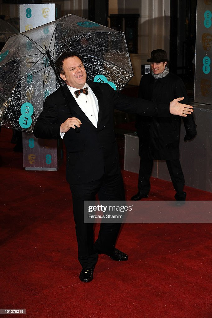 John C. Reilly attends the EE British Academy Film Awards at The Royal Opera House on February 10, 2013 in London, England.