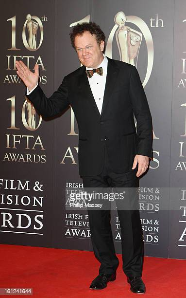 John C Reilly attends the Irish Film and Television Awards at the Convention Centre Dublin on February 9 2013 in Dublin Ireland