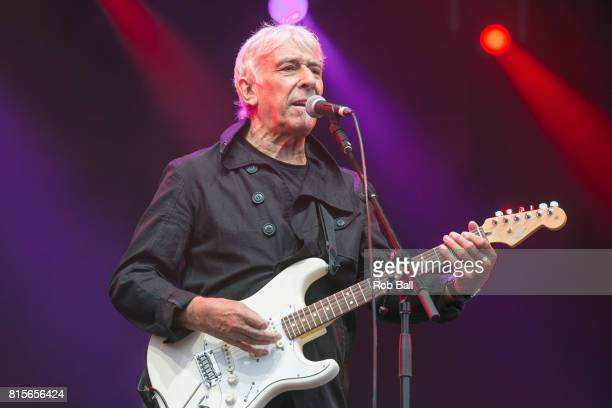 John Cale performs at Latitude Festival at Henham Park Estate on July 16 2017 in Southwold England