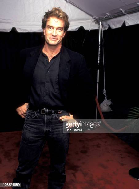 John Callahan during 'Picture Windows' New York Premiere at Metropolitan Museum of Art in New York City New York United States