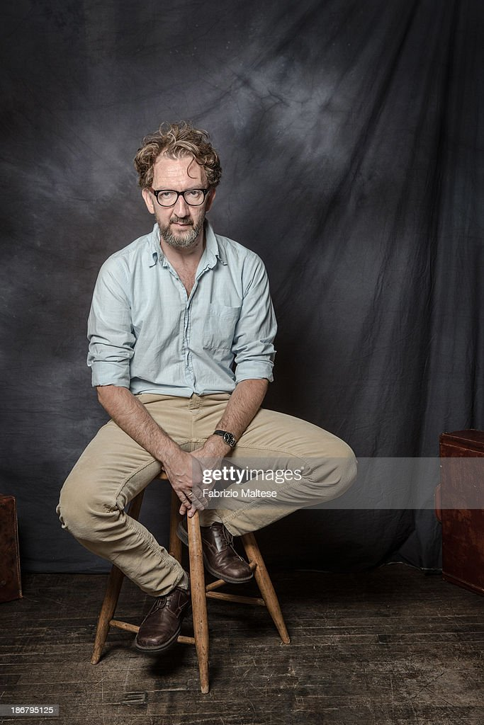 John Carney for The Hollywood Reporter on September 9, 2013 in Toronto, Ontario. ON