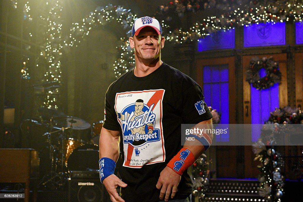 "NBC's ""Saturday Night Live"" with guests John Cena, Maren Morris"