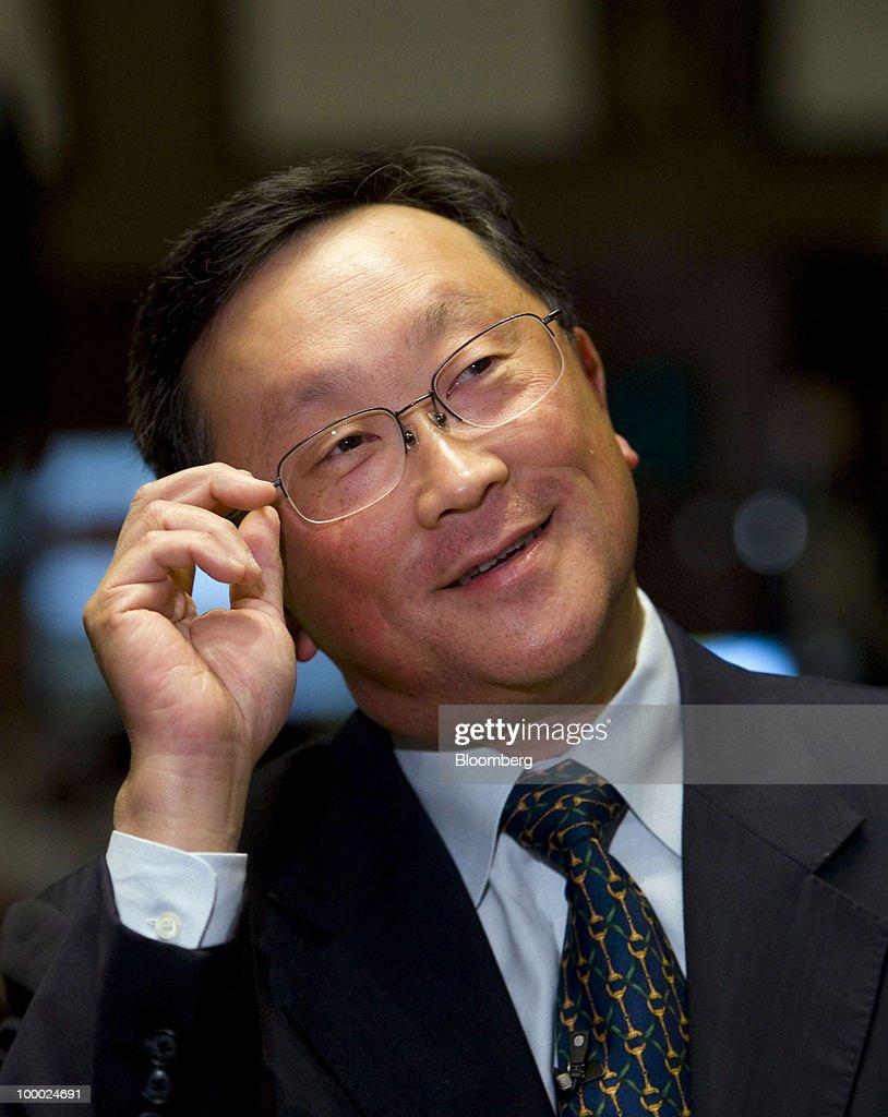 Sybase Inc. CEO John Chen Launches Mobility Initiative At NYSE