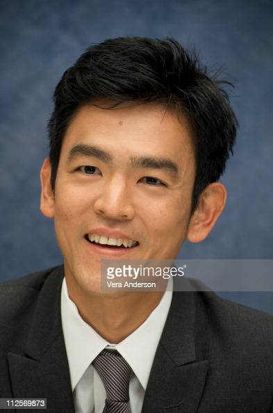 John Cho at the 'FlashForward' press conference at the Four Seasons Hotel on October 7 2009 in Beverly Hills California