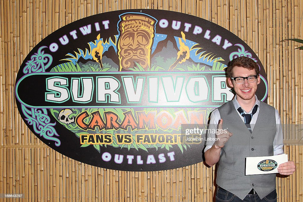 Caramoan Fans VS Favorites' Finale And Reunion at CBS Studios - Radford on May 12, 2013 in Studio City, California.
