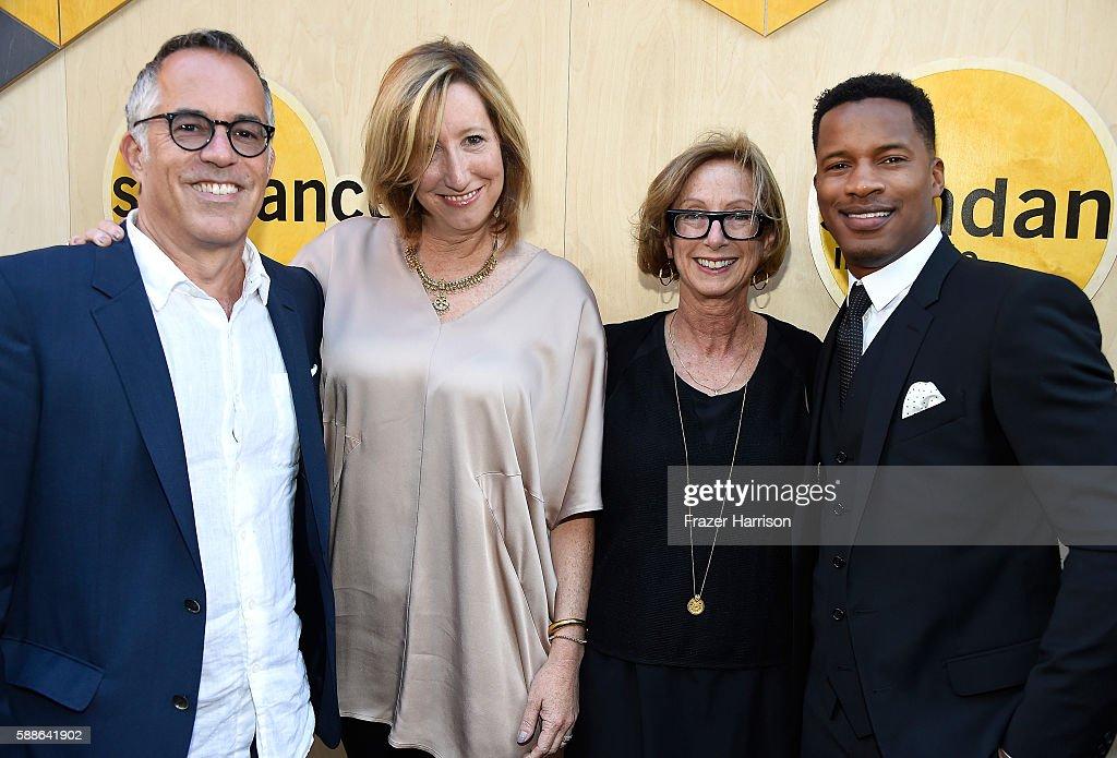 John Cooper Director at Sundance Film Festival Keri Putnam Executive Director at Sundance Institute Michelle Satter Director Feature Film Program at...
