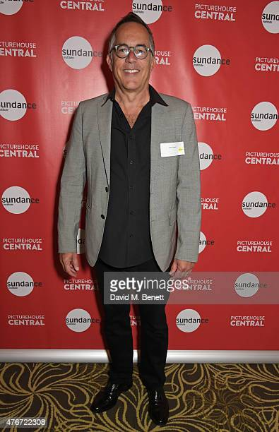 John Cooper Director of the Sundance Film Festival attends The Big Sundance London Party celebrating the festival's return in 2016 to their new venue...