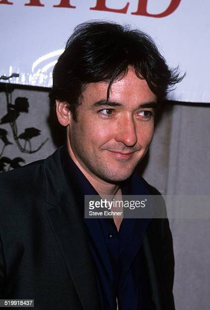 John Cusack at premiere of 'Being John Malkovitch' at Havard Club New York New York October 1 1999