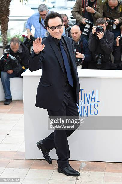 John Cusack attends the 'Maps To The Stars' photocall at the 67th Annual Cannes Film Festival on May 19 2014 in Cannes France