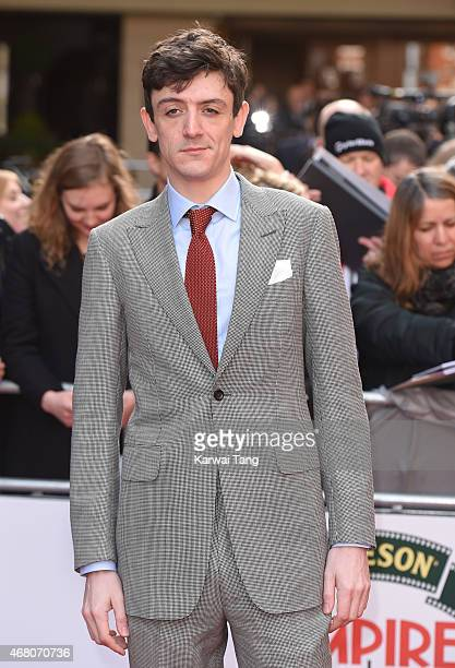 John Dagleish attends the Jameson Empire Awards 2015 at Grosvenor House on March 29 2015 in London England