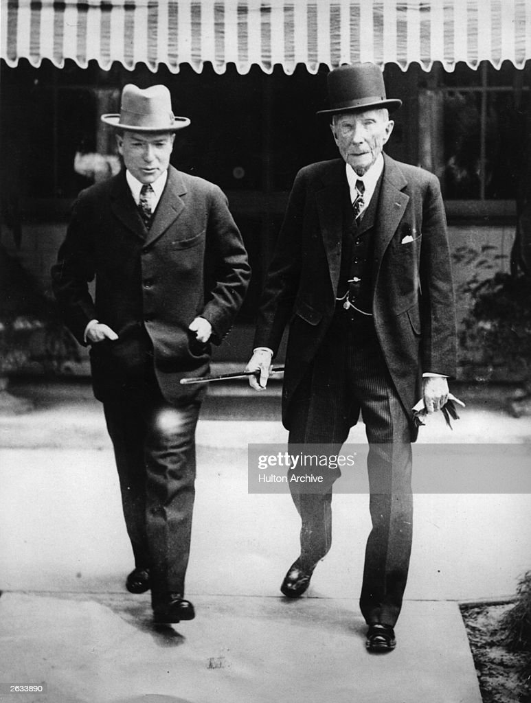 an introduction to john davison rockefeller the founder of the standard oil company John davison rockefeller sr was an american industrialist and philanthropist he was, in 1870, one of the founders of the standard oil company, which became the first great us business trust.