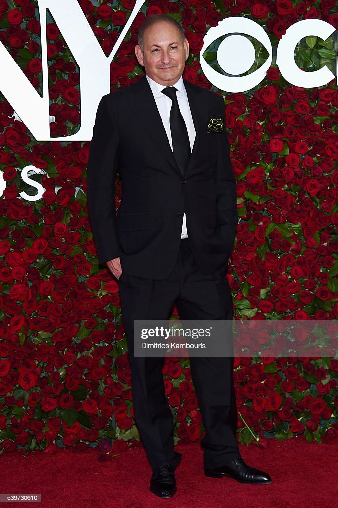 ?John Demsey attends the 70th Annual Tony Awards at The Beacon Theatre on June 12, 2016 in New York City.