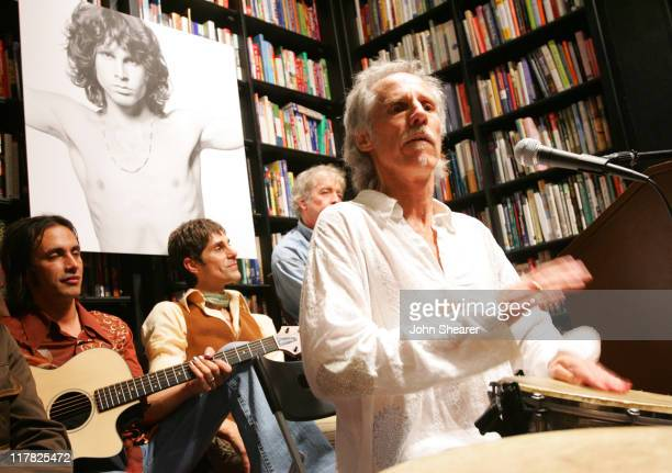 John Densmore of The Doors with Nuno Bettencourt and Perry Farrell