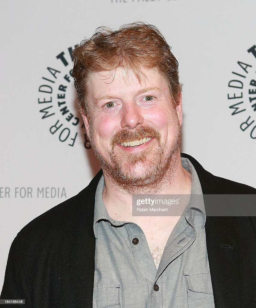 <a gi-track='captionPersonalityLinkClicked' href=/galleries/search?phrase=John+DiMaggio&family=editorial&specificpeople=3767439 ng-click='$event.stopPropagation()'>John DiMaggio</a> attends 'An Evening With Batman: The Brave And The Bold'presented by the Paley Center For Media at Paley Center For Media on October 11, 2013 in New York City.