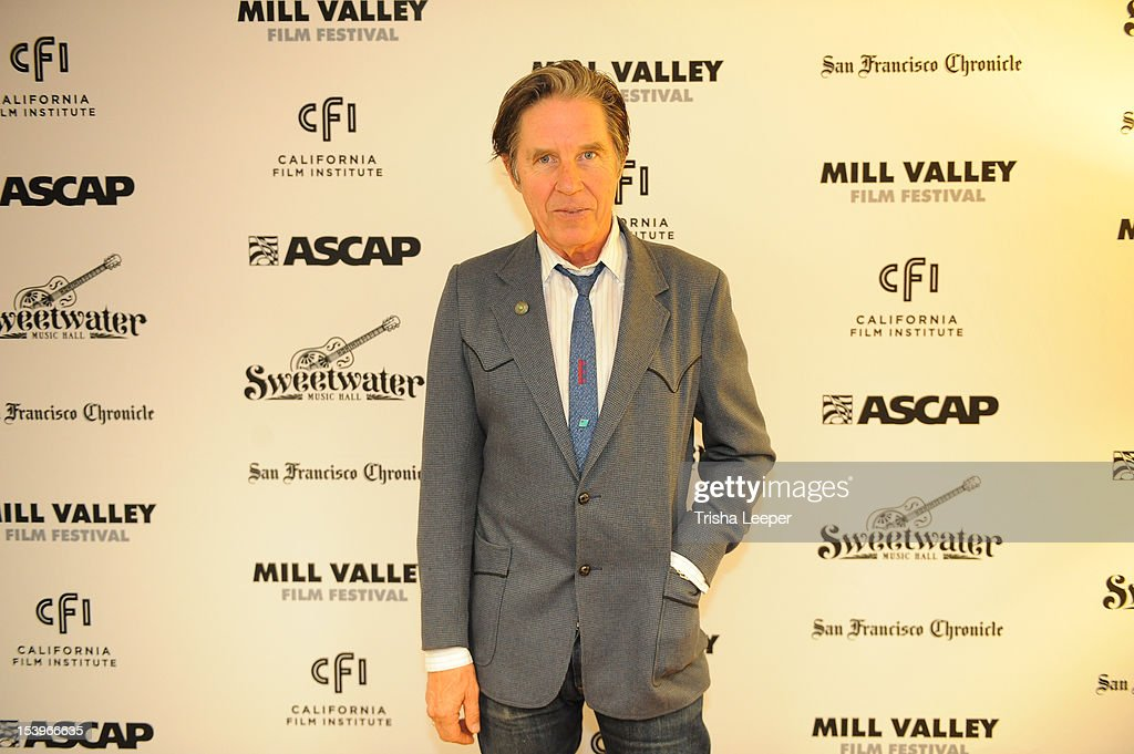John Doe appears at the Mill Valley ASCAP Music cafe at Sweetwater Music Hall on October 11, 2012 in Mill Valley, California.