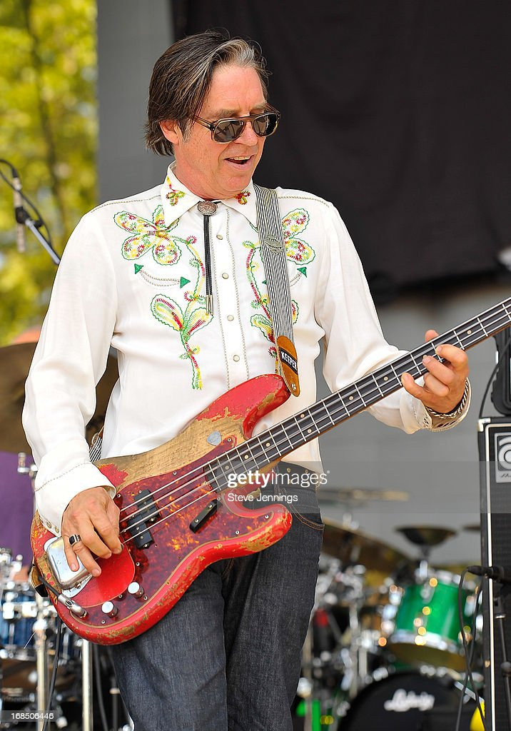 John Doe of X performs on Day 1 of the BottleRock Napa Valley Festival at Napa Valley Expo on May 9, 2013 in Napa, California.