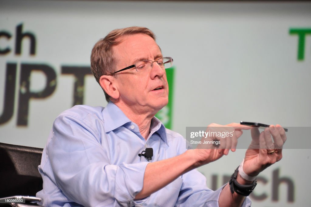 John Doerr of Kleiner Perkins Caufield & Byers attends Day 3 of TechCrunch Disrupt SF 2013 at San Francisco Design Center on September 11, 2013 in San Francisco, California.