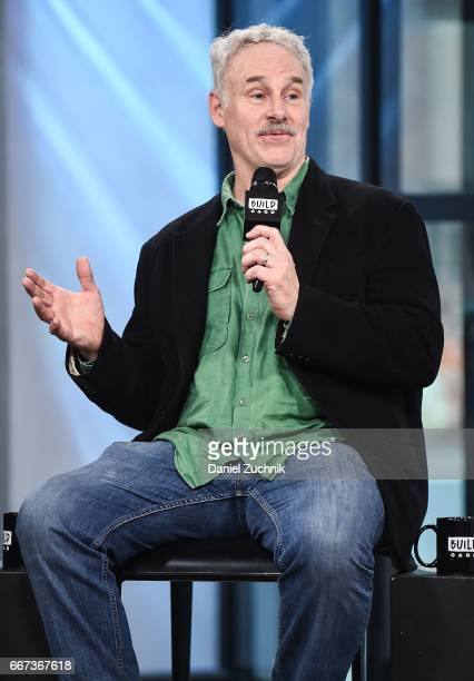 John Dossett attends the Build Series to discuss the broadway show 'War Paint' at Build Studio on April 11 2017 in New York City